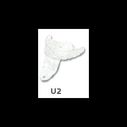 PORTAIMPRONTE 2852-U2 MIS.2 SUPERIORE