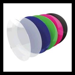 DISCHI SOFT PLATES 3mmEVA 5p BLU SFTP3B